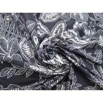 Wild Botanicals Spandex- Black #4866