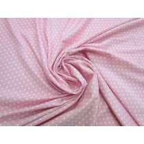 Pretty In Pink Spot Spandex #4871