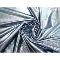 Metallic Foil Knit- Nebula Blue #2924
