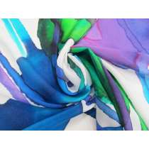 Art Spot Silk Crepe De Chine #4883