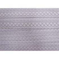 28mm Betty Lace Trim- Purple #241