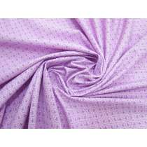 Little Crosses Spandex- Candy Purple #2953