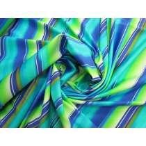 Sea Scape Stripe Spandex #4955