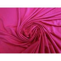 Viscose Jersey- Cerise Rose #4976