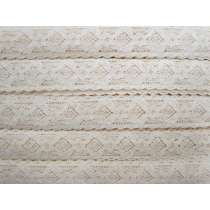 32mm Elena Cotton Lace Trim #312