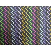 Chalk Zig Zag Cotton #4978