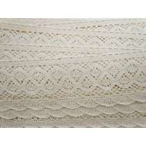 70mm Caroline Cotton Lace Trim #314