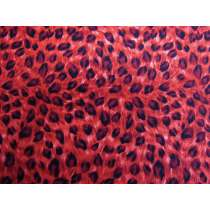 Wild Spot Cotton- Red #PW1234