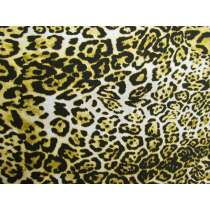 Animalistic Cotton- Yellow #PW1283