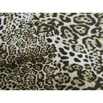 Animalistic Cotton- Beige #PW1282