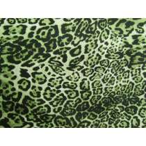Animalistic Cotton- Green #PW1281