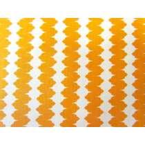 Madhuri #54- Orange