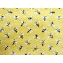 Queen Bee Cotton- Yellow DV3110