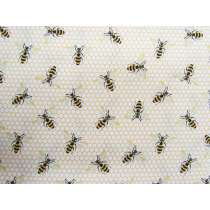Queen Bee Cotton- White DV3109