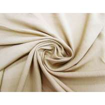 Textured Viscose Satin Back Crepe- Soft Brass #3109