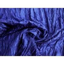 Crinkle Taffeta- Royal Sapphire #5024