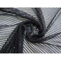 Cotton Blend Fishnet- Black #5026