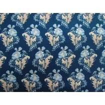 Forget Me Not- Navy Floral #3114