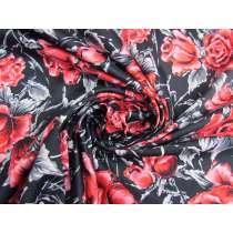 Rockabilly Roses Sateen #5025