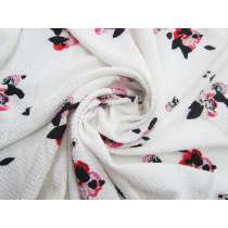 Ornamental Orchid Textured Crepe #5031