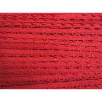 12mm Decorative Loop Trim- Red #487