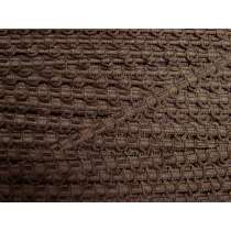 12mm Decorative Loop Trim- Chocolate Brown #489
