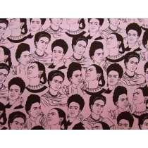 Frida Kahlo- 19616-10 Pink