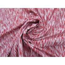 Raspberry Swirl Space Dyed Supplex Lycra®