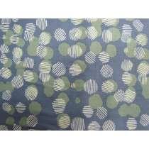 Anna Maria's Conservatory Cotton- Vestige- Woven Dots- Fog