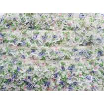 25mm Garden Party Lace Frill Trim #349