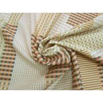 Patchwork Plaid Polyester #5085