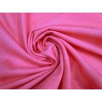 Retro Fleece- Lolly Pink #5097