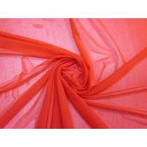Lightweight Power Mesh- Bright Red #3232