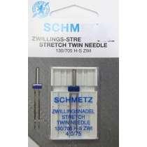 Schmetz Stretch Twin Needle 4,0/75