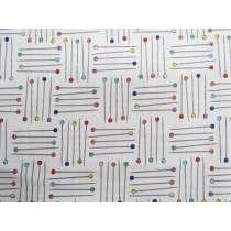 Dandelyne Delights Cotton- DV3646- Pins