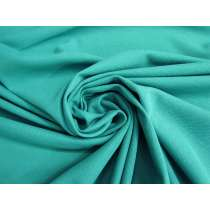 Australian Made Pique Jersey Knit- Fresh Teal #5140