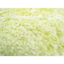 27mm Ariana Lace Frill Trim- Yellow #372