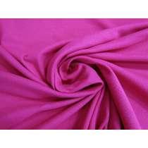 Australian Made Pique Jersey Knit- Lipstick Pink #5141