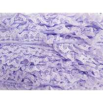 27mm Ariana Lace Frill Trim- Lilac #371