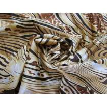 Animalistic Satin- Gold #1375