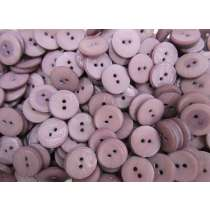 18mm Mauve Purple Fashion Button FB197