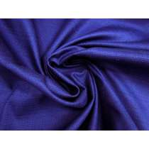 Heavy Basketweave Cotton- Royal Indigo #3407