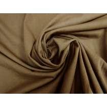 Cotton Jersey- Bark Brown #5181