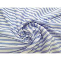 *Seconds* Soft Interlock Jersey- Lavender Stripe #5191- Reduced from $9.95m