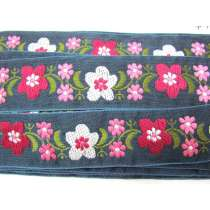 Denim Garden Soft Trim #3447
