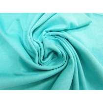 Tubed Cotton Knit- Coastal Aqua #5236