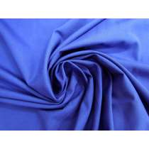 Viscose Blend Woven- Bright Royal #3582