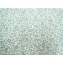 Ditsy Floral- Green