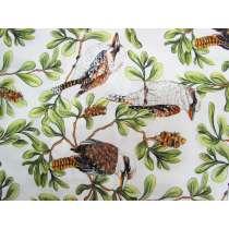 Gumtree Friends Cotton- Kookaburras- #7118-D