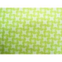 Aussie Bush Christmas Cotton- Lime #0125-F3